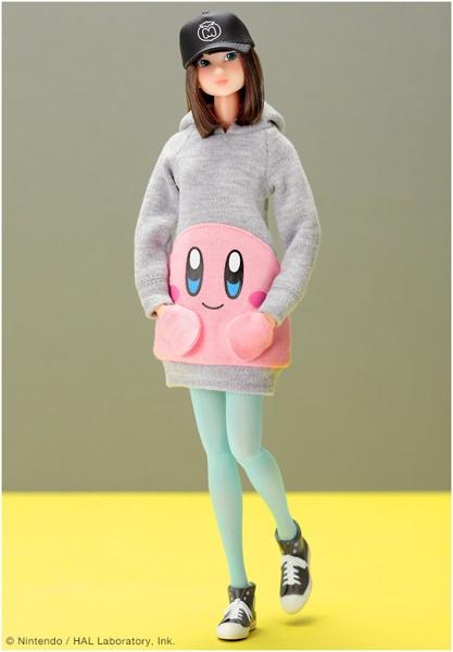 Momoko doll Kirby
