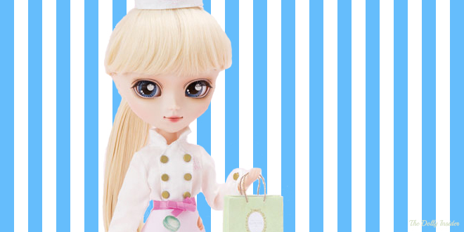 Pullip Les Secrets by Laduree November 2018