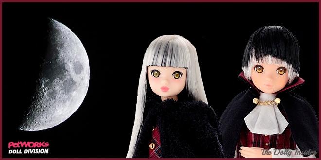 Ruruko Girl Vampire & Ruruko Boy Vampire by PetWORKs