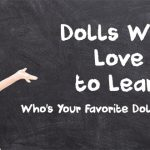 Dolls Who Love to Learn
