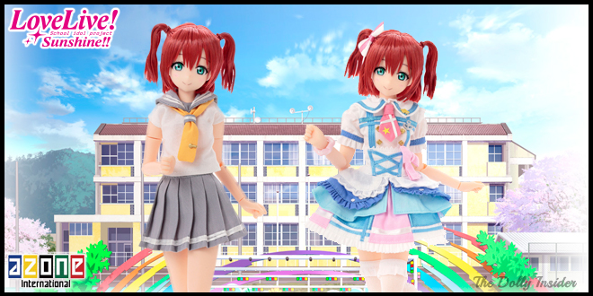 Love Live! Sunshine!!: Ruby Kurosawa PureNeemo By Azone International