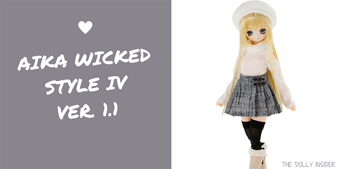 Aika Wicked Style IV ver. 1.1 by Azone International