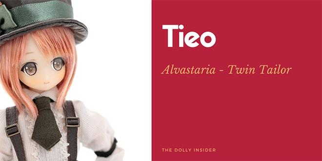 Alvastaria Tieo by Azone International