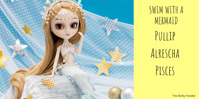 Pullip Alrescha Pisces December 2018