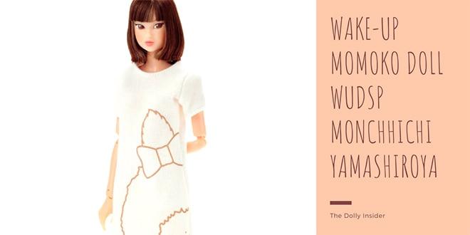 Wake-UP momoko DOLL WUDsp Monchhichi Yamashiroya Ver by Sekiguchi