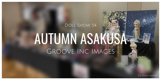 Doll Show 54 Autumn Asakusa: Groove Inc. Images
