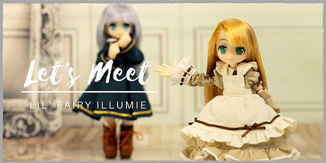 Let's Meet Lil' Fairy Illumie