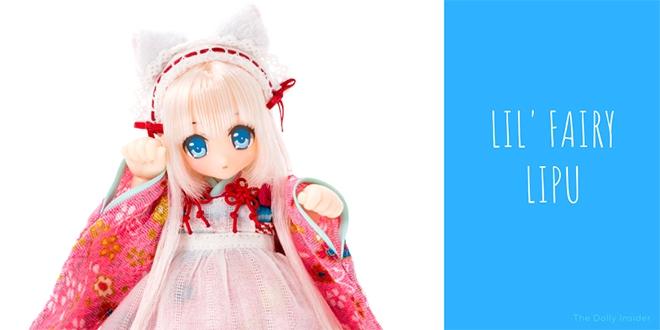 Lil' Fairy Lipu (Cat Version) by Azone International