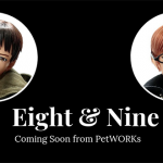 Coming Soon From PetWORKs – Male Dolls Eight & Nine!