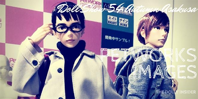 Doll Show 54 Autumn Asakusa: PetWORKs Images