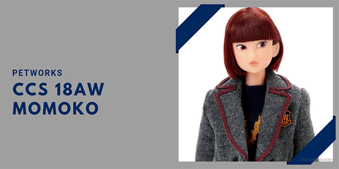 CCS 18AW Momoko by PetWORKs