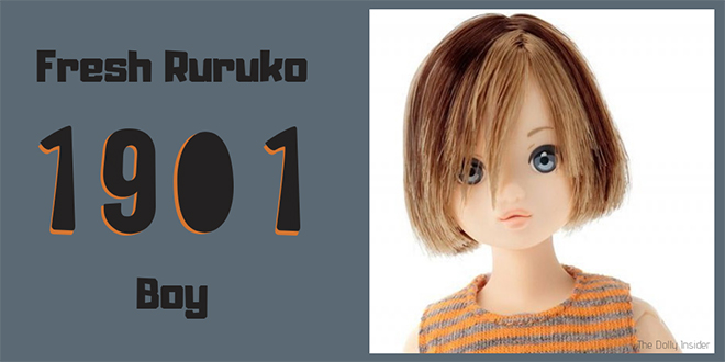 Fresh Ruruko 1901 Boy by PetWORKs