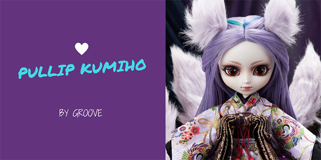 Pullip Kumiho January 2019