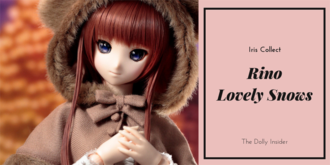 Iris Collect: Rino Lovely Snows by Azone International