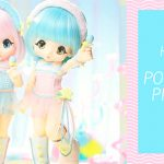KIKIPOP! Pop 'n Idol PIPIPOPPI: Pink☆Pop, Blue☆Pop, Mint☆Pop