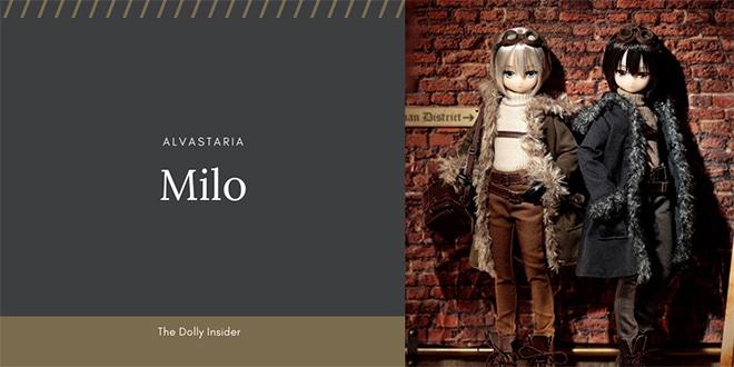 Alvastaria Milo #2 by Azone International
