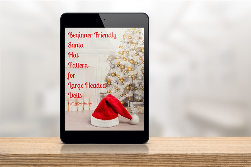 Santa Hat pattern download