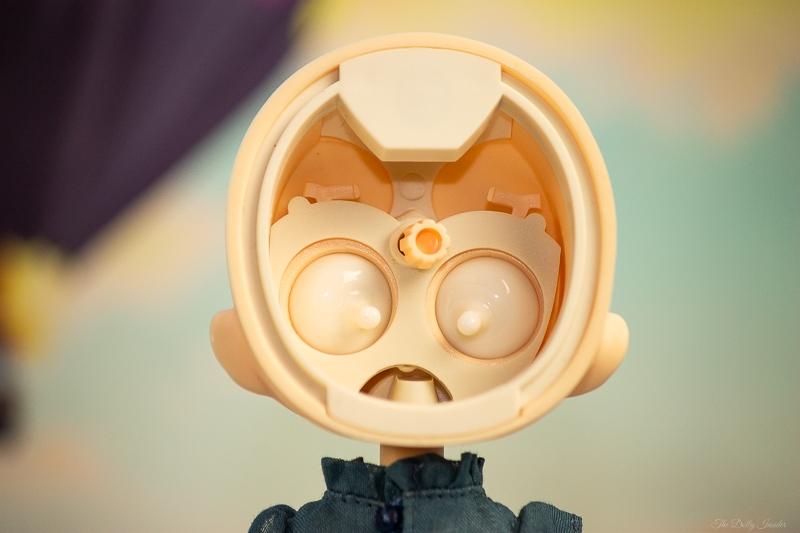 inside hagumi's head
