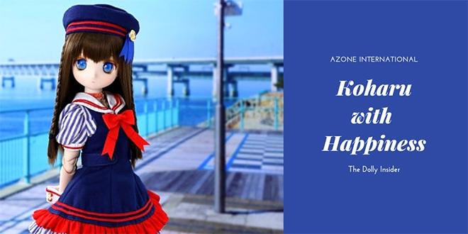 Iris Collect Petit: Koharu with Happiness by Azone International