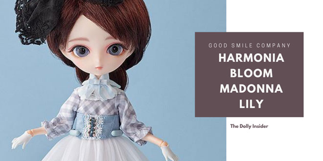 Harmonia bloom Madonna Lily banner