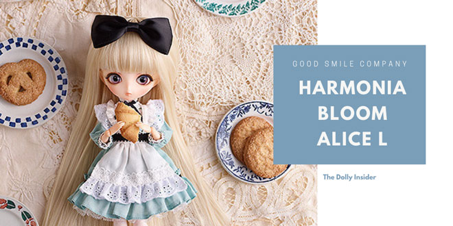 Harmonia bloom: Alice L by Good Smile Company