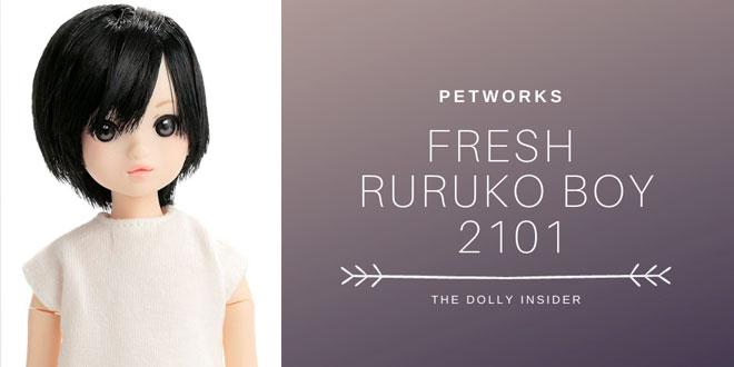 Fresh Ruruko 2101 Boy - PetWORKs