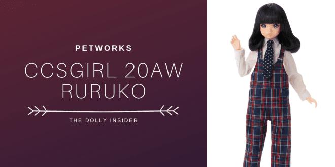 CCSgirl 20AW Ruruko - PetWORKs