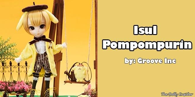 Isul Pompompurin March 2021