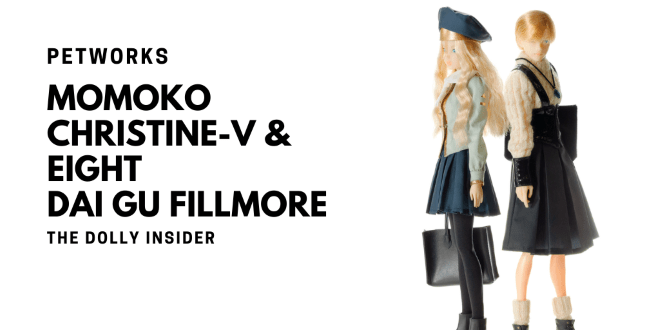 The Five Star Stories: Momoko Christine-V & Eight Dai Gu Fillmore