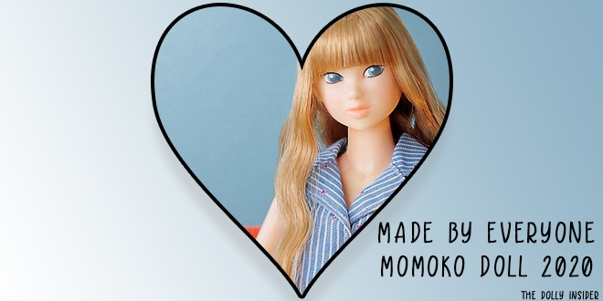 Made By Everyone Momoko Doll 2020  by Sekiguchi