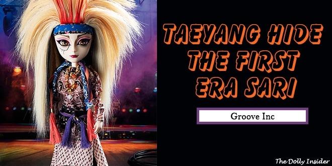 Taeyang HIDE The First Era Sari version