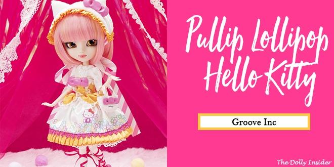 Pullip Lollipop Hello Kitty May 2021