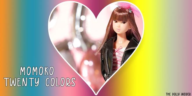 Momoko Twenty Colors by Sekiguchi