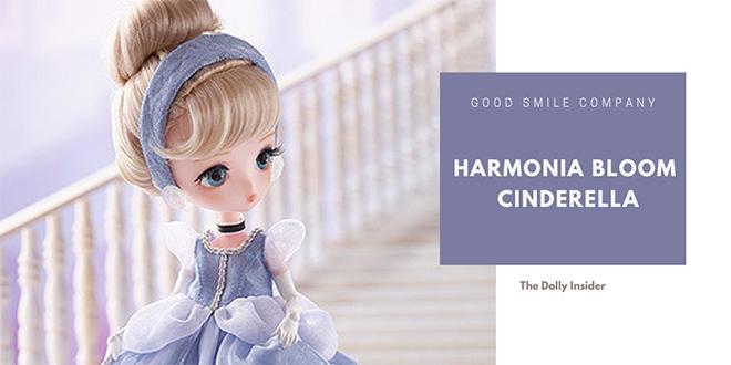 Harmonia bloom Cinderella by Good Smile Company