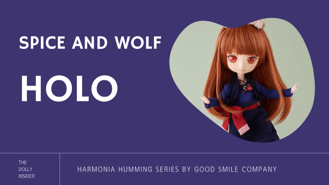Harmonia humming - Spice and Wolf Holo by Good Smile Company