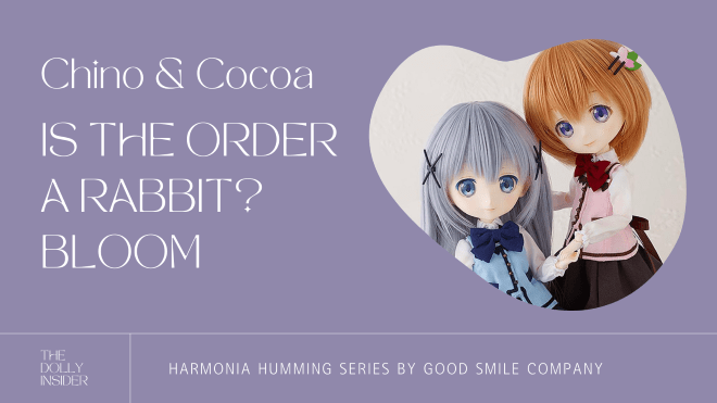 Harmonia humming - Is the Order a Rabbit? BLOOM: Chino & Cocoa by Good Smile Company